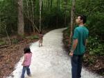 Weekend hiking